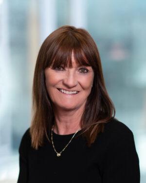Mary Harrison CEO Optimum Limited